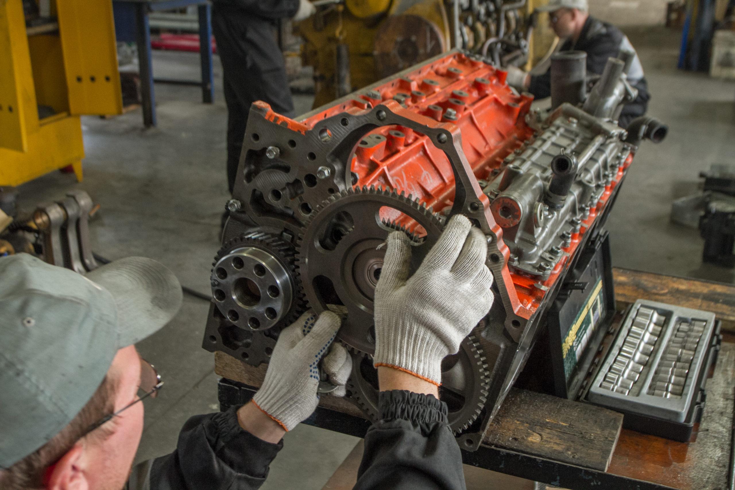Сервисное обслуживание и ремонт спецтехники вер 2
